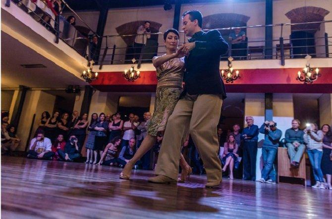 """Tango e Barocco"" ed ""Empire-Tango Glamour"" a Catania"