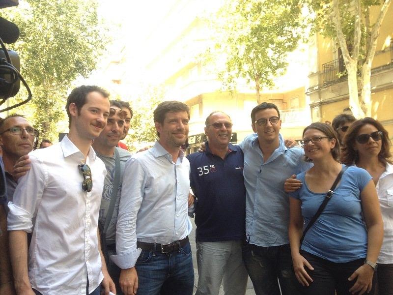 Civati a Catania: le tematiche referendarie per provare a cambiare