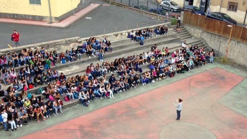 Catania, vandali nella scuola e poca sicurezza per gli alunni