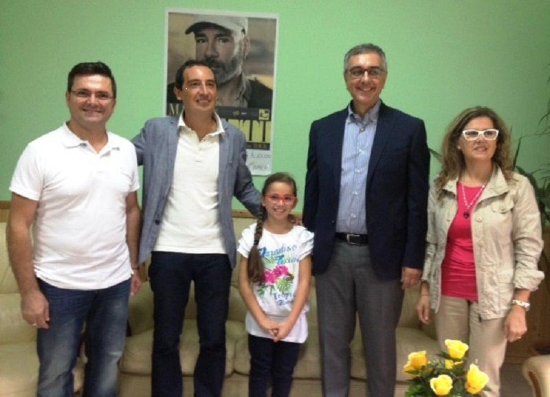 Greta Cacciolo, orgoglio di Gioiosa Marea: parteciperà allo Zecchino d'Oro