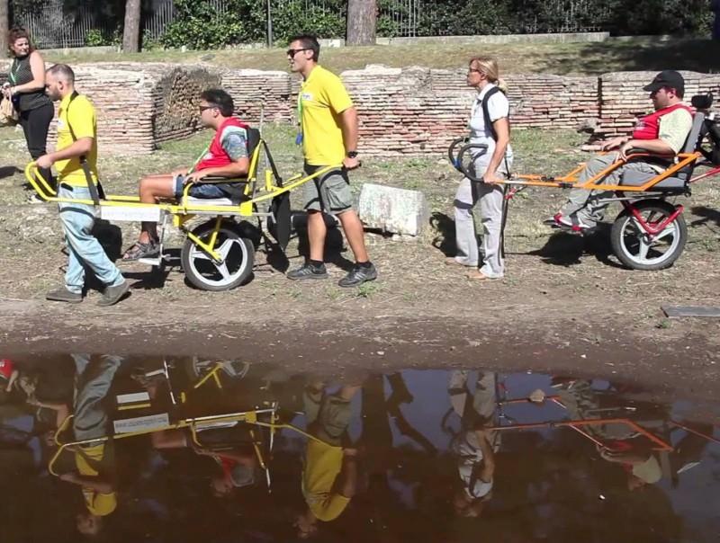 """""""Le strade di Adam"""": quando la disabilità non trova ostacoli"""