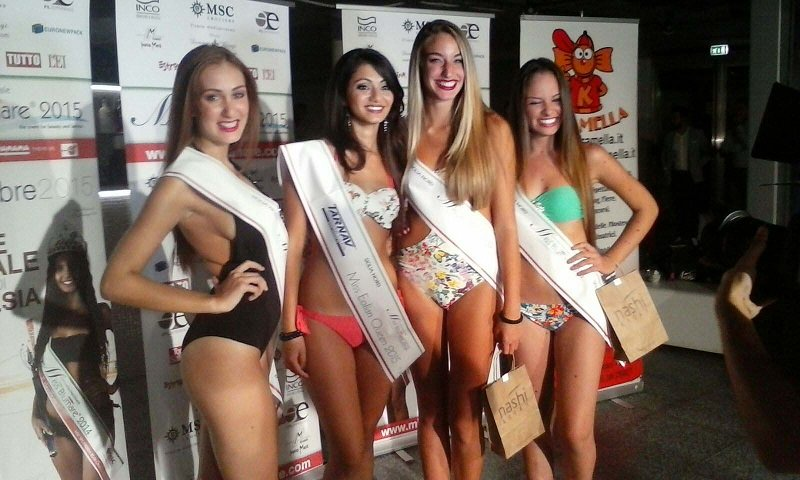 Miss Blumare a Messina: scelte le finaliste nazionali