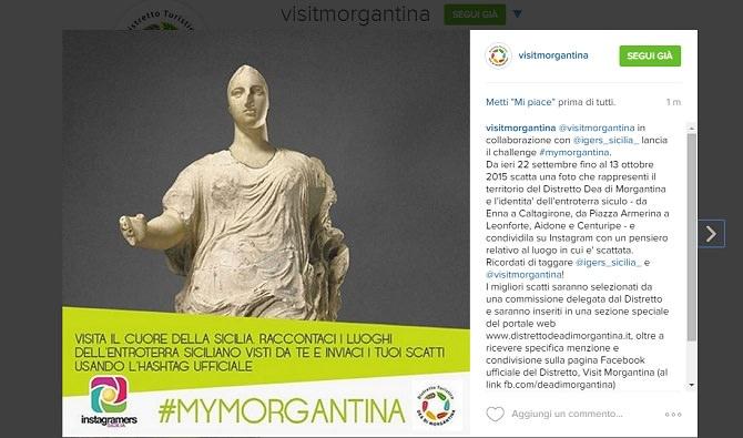 #MyMorgantina, il contest fotografico che valorizza la Sicilia