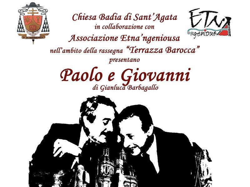 """""""Paolo e Giovanni"""": il teatro come mezzo di riflessione"""