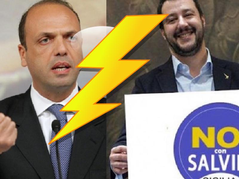"""Alfano duro sul Cara di Mineo: """"È un bidone che la Lega ha rifilato ai siciliani"""""""