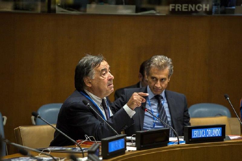 Palermo, Orlando presiede l'incontro con l'UN Habitat a New York