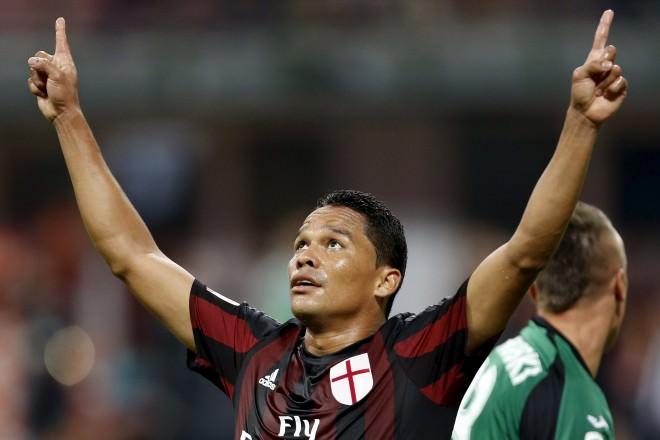 Palermo a testa alta, ma Bacca spinge il Milan verso la vittoria