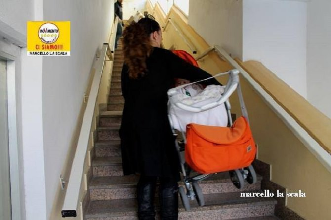 Il M5S richiede assistenza ai disabili al Comune di Agrigento