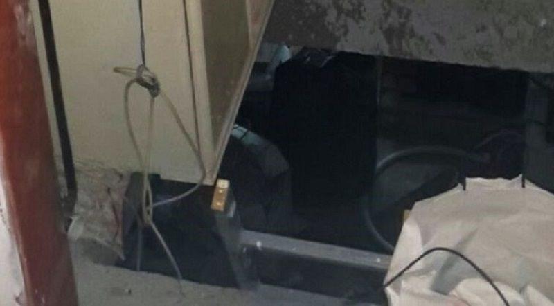 A Gravina di Catania scoperto mini bunker con pistole e fucili