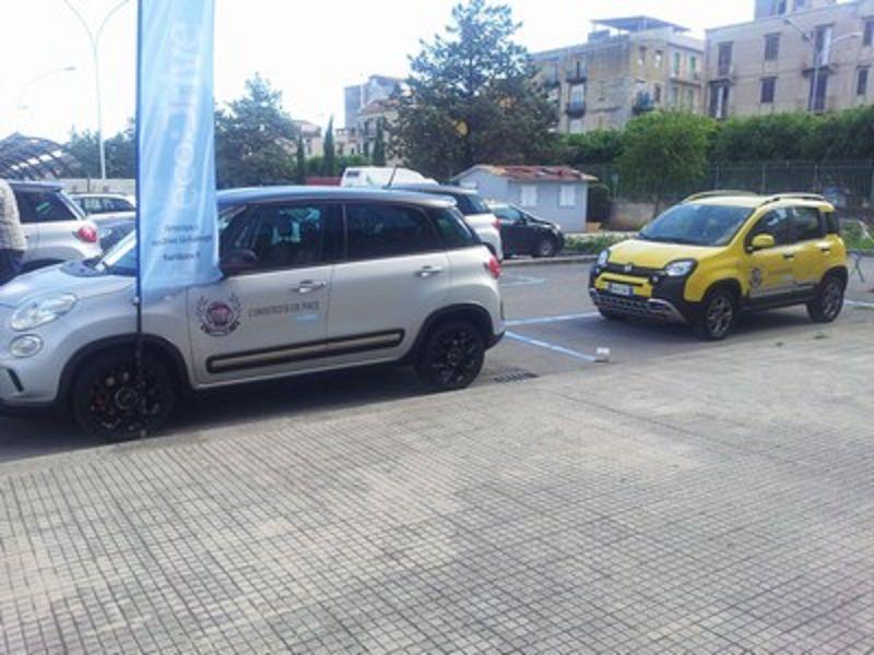 """Car sharing gratuito per gli studenti di Palermo con """"Fiat Likes U"""""""