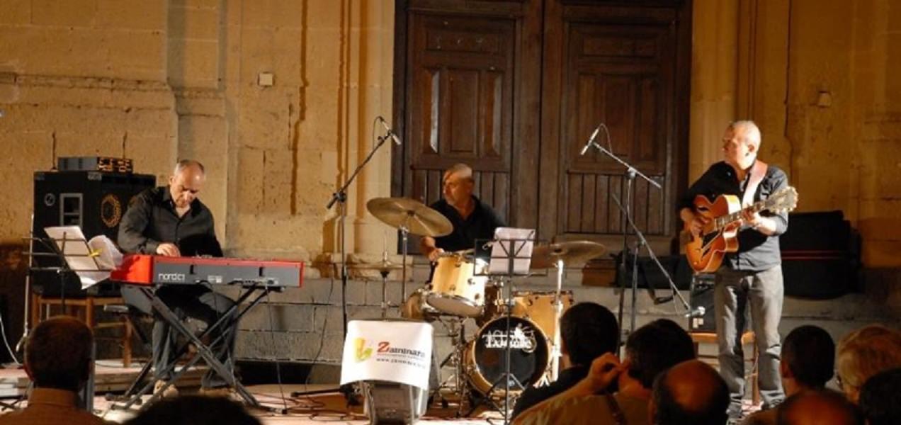 """Misterbianco in jazz"": stasera al Nelson Mandela il Claudio Cusmano Trio"