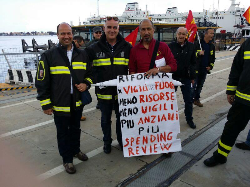 Spending review: grande contestazione per i tagli sul nucleo sommozzatori Sicilia orientale