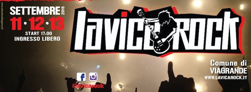 "Viagrande, Lavica Rock: vincono i ""Figli dell'officina"" e ""The Miracle"""