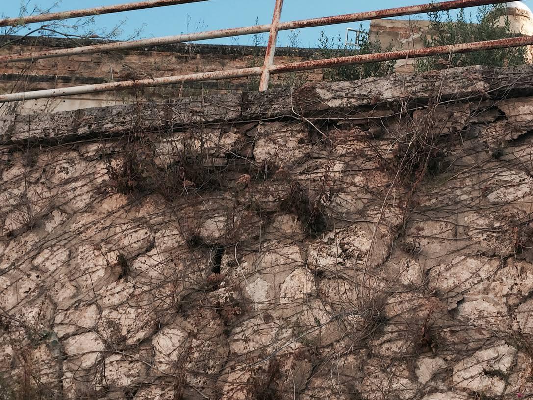 Agrigento, consigliere Spataro denuncia stato precario del muro di via Picone
