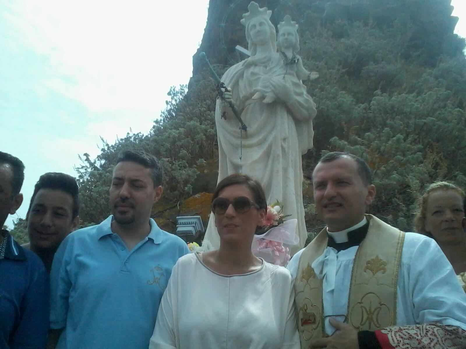 Ad Aci Trezza conclusa la festa della Madonna della Buona Nuova