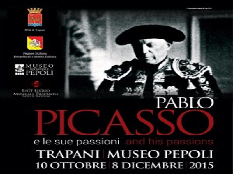 """""""Picasso e le sue passioni"""" approda anche a Trapani"""