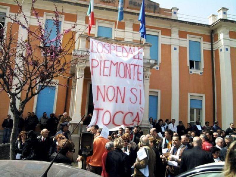 Approvato disegno di legge. Ospedale Piemonte è salvo