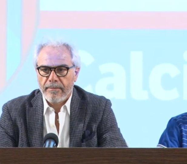 Catania: presentati Bastrini, Bergamelli e Garufo