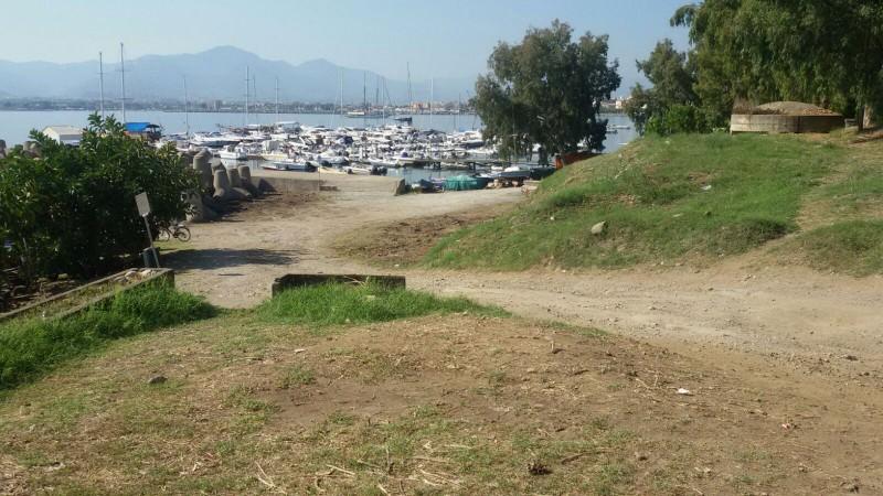 Milazzo, bonificata l'area di Croce di Mare
