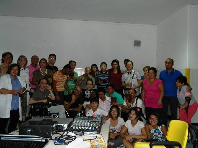 Finiti corsi di formazione e stage per 20 disabili dell'AIAS di Acireale
