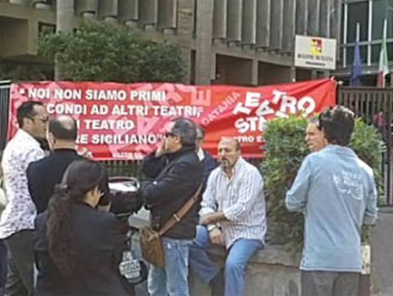 Teatro Stabile di Catania, Regione sblocca i fondi