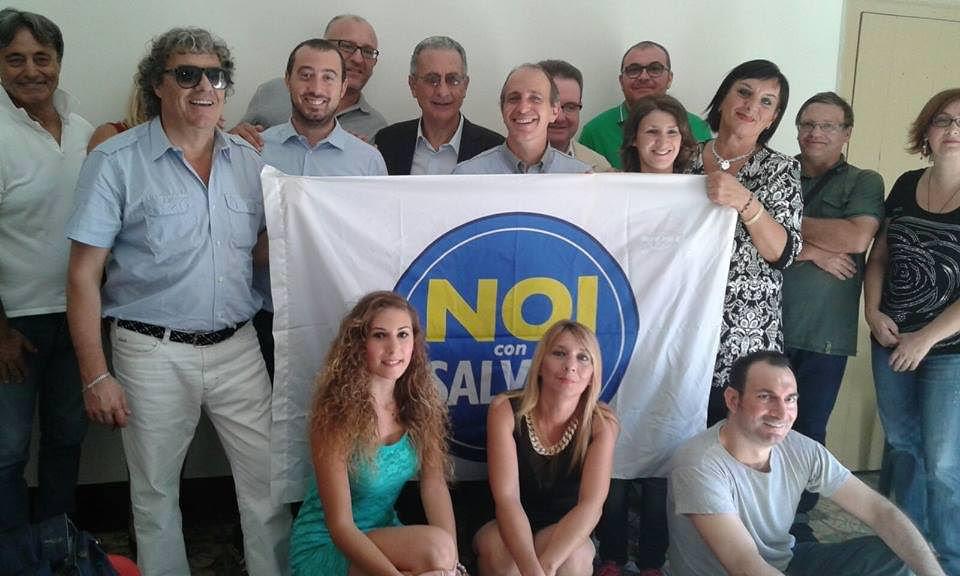 """""""Noi con Salvini"""", inaugurata sede a Palermo"""
