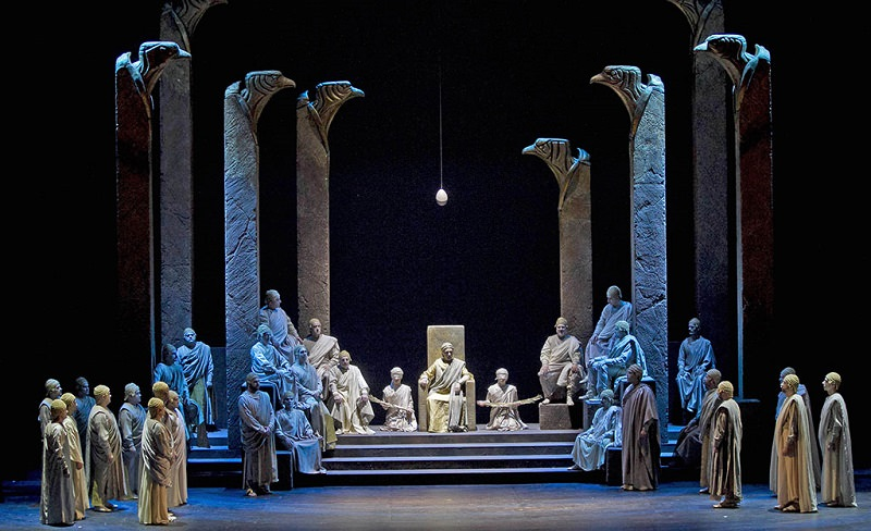 """La lirica al Teatro Massimo di Palermo con Mozart e """"Il flauto magico"""""""