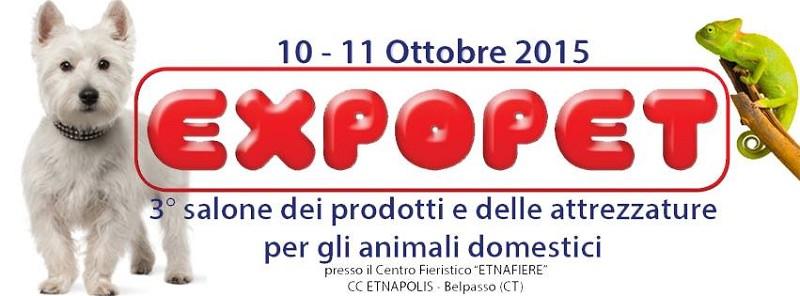 Al via Expopet: la manifestazione dedicata agli animali domestici