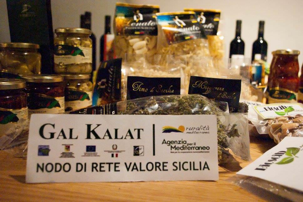 """Presentato a Roma """"Valore Sicilia"""", progetto del Gal Kalat"""
