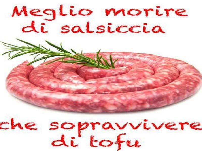 Allarme Oms, carne cancerogena: #iostoconlapancetta e tu?