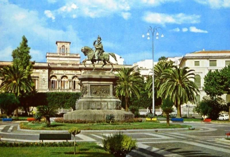 Il Novecento a Catania