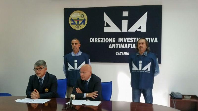 """Catania, 18 mln di euro sequestrati a Fisicaro del clan Nardo. Panvini: """"Colpo letale a Cosa Nostra"""""""