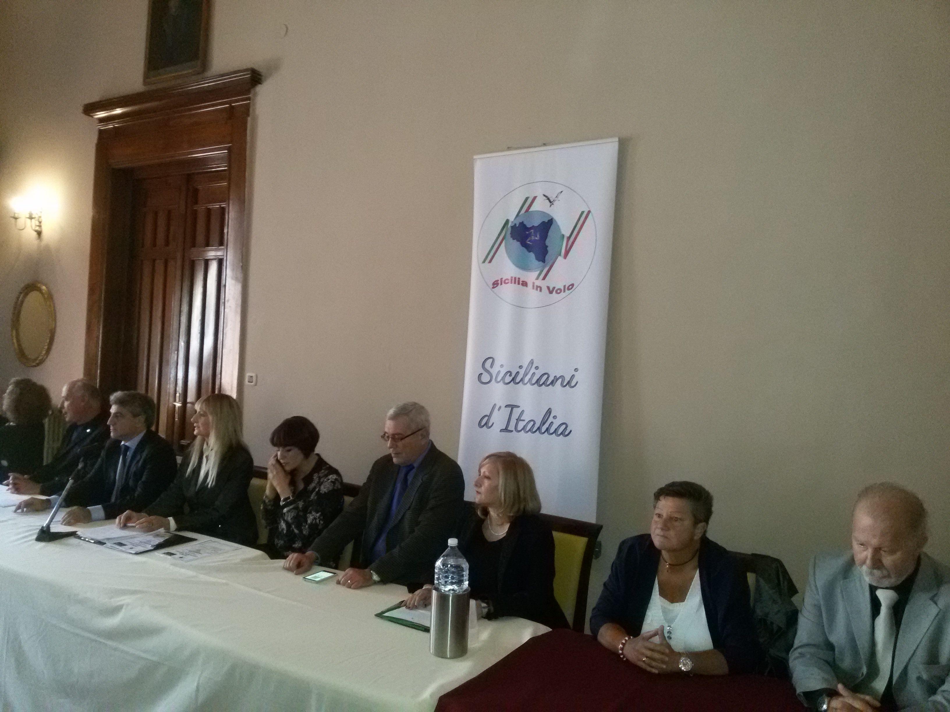 """Politica e Cultura si fondono nel """"Movimento Sicilia in volo"""""""