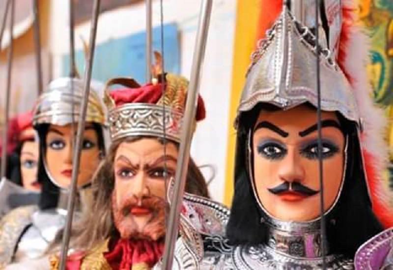 Mercoledì 28 presentazione stagione 2015/16 Marionettistica Fratelli Napoli