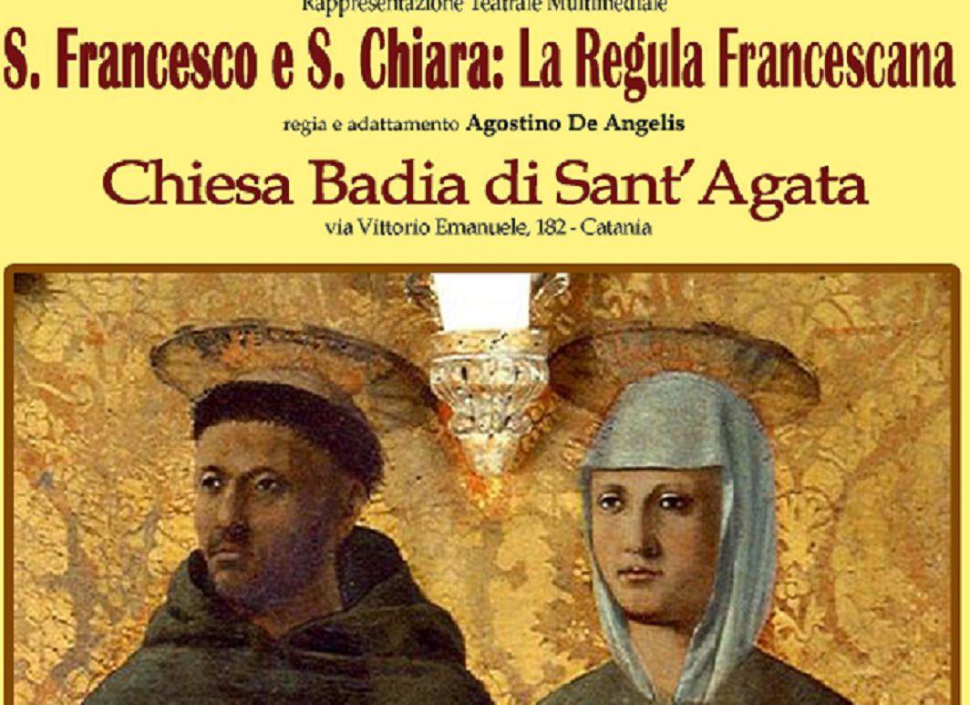 """""""Luoghi e personaggi della storia"""" nella chiesa – teatro Badia di Sant'Agata"""