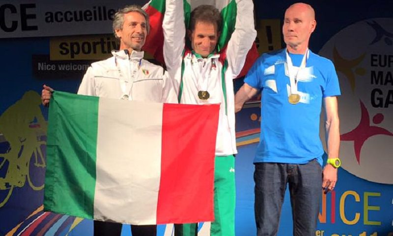 Il catanese Belluomo argento nei 3000 metri a Nizza