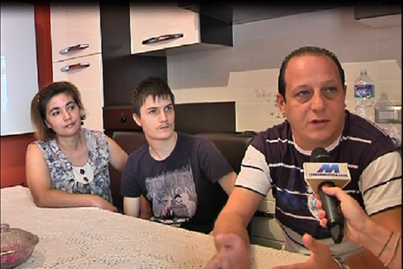 """L'appello dei genitori di Luciano e la telefonata dal Ministero della Salute: """"Vogliamo aiutarvi"""""""