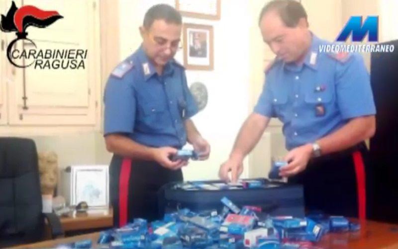 Santa Croce, due denunciati per contrabbando di sigarette