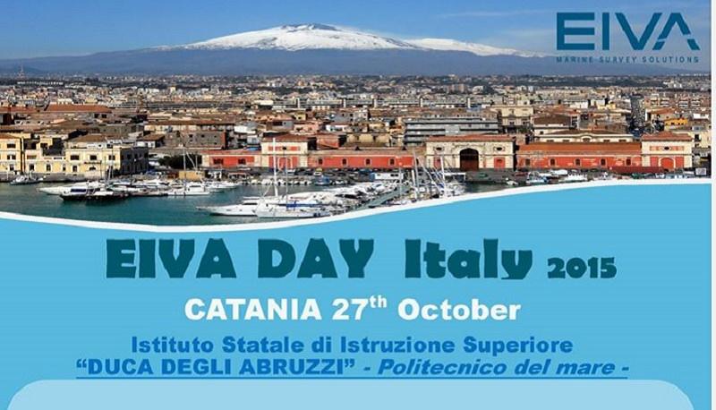 """Sbarca a Catania """"L'EIVA DAY 2015"""""""