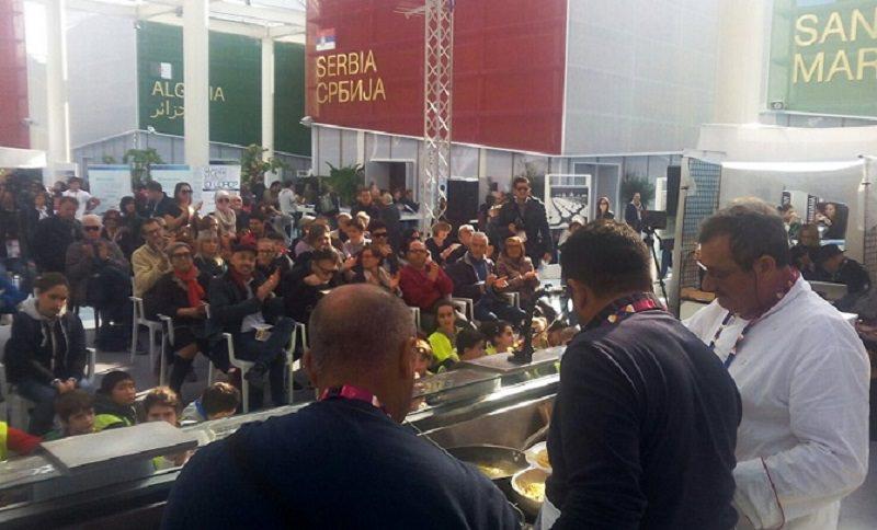 Lampedusa ritorna all'EXPO di Milano