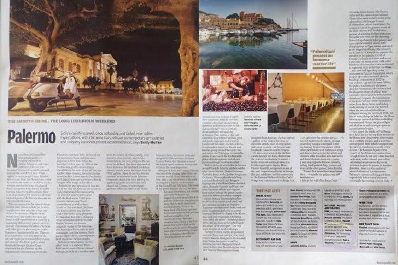 Financial Times invita gli inglesi a visitare Palermo