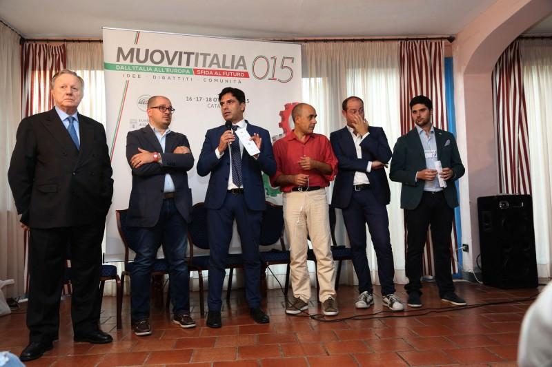 """""""MuovitItalia"""", cominciata la tre giorni di confronto fra giovani e politica"""