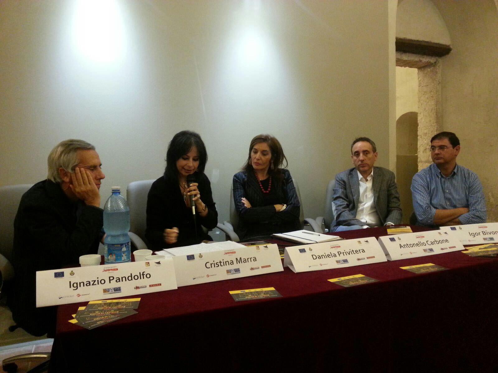 Spadafora: inaugurato il festival del giallo e del noir di Sicilia