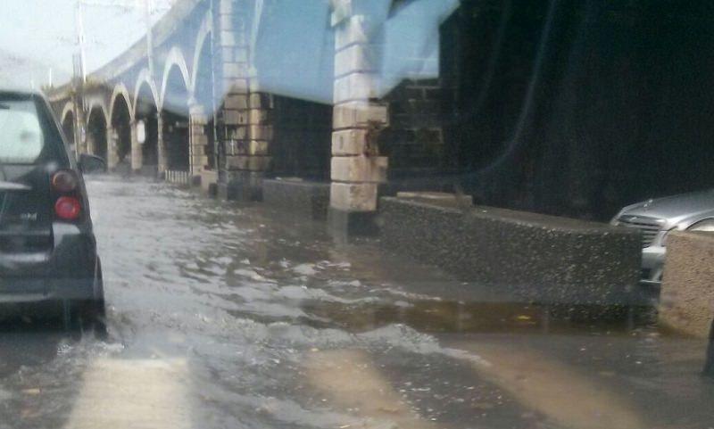 Catania in tilt a causa del maltempo chiuso lo scalo di for Scantinati in california