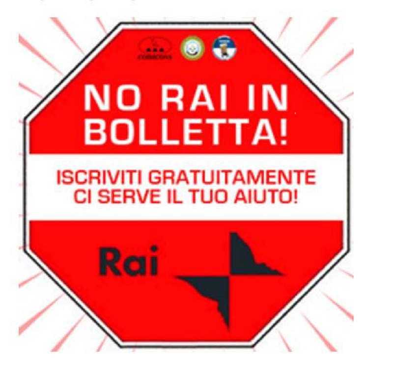 Canone Rai in bolletta, valanga di adesioni alla protesta Codacons