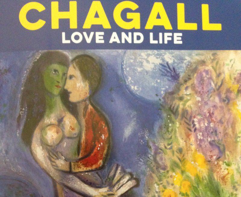 Catania, presentata la mostra di Chagall al castello Ursino: avrà inizio domani