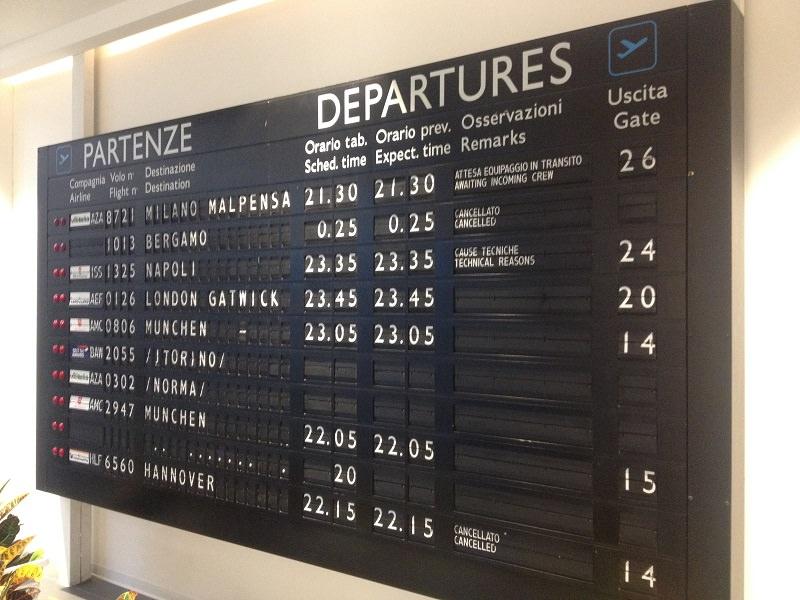 Funziona accoppiata Catania-Comiso: 7 milioni e mezzo di passeggeri