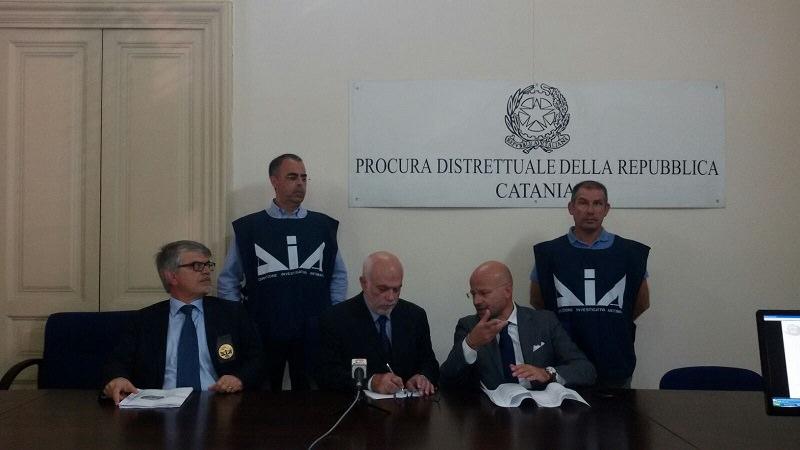 Sequestrati beni per 2 milioni di euro ad uno dei reggenti del clan Santapaola-Ercolano.IL VIDEO