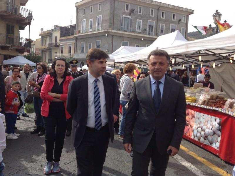 Anche il viceministro Olivero all'Ottobrata Zafferanese