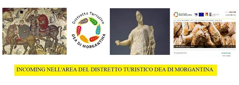 Distretto Turistico Dea di Morgantina: quattro workshop a Novembre